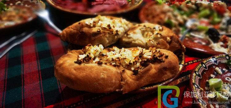 保加利亚美食