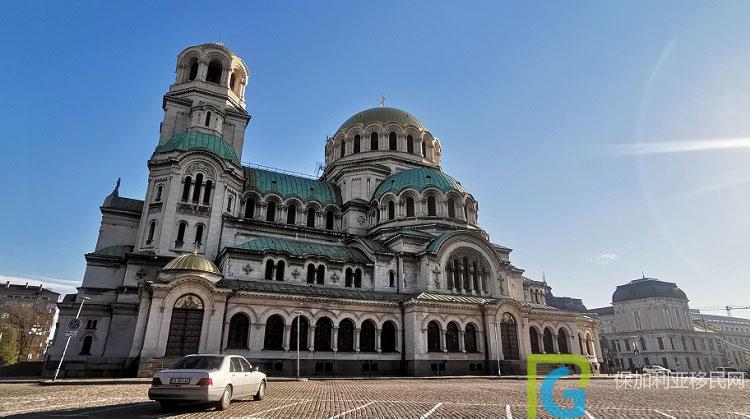 保加利亚东正教教堂亚历山大涅夫斯基教堂