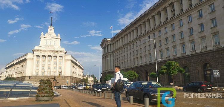 保加利亚内阁大楼