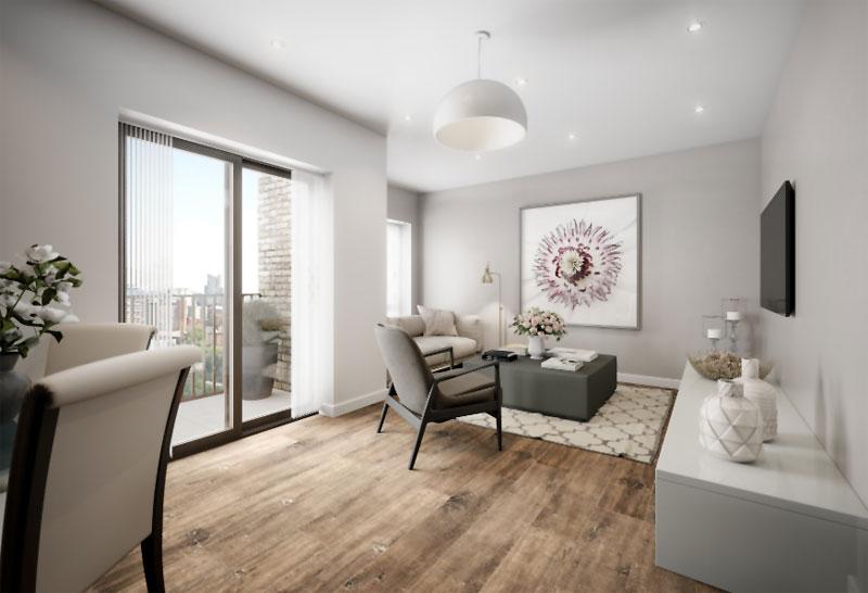 伦敦公寓图片