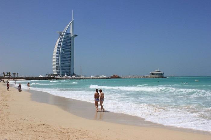 迪拜朱美拉海滩,迪拜冲沙
