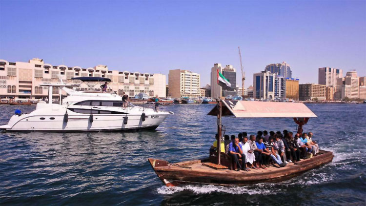 迪拜河 Dubai Creek