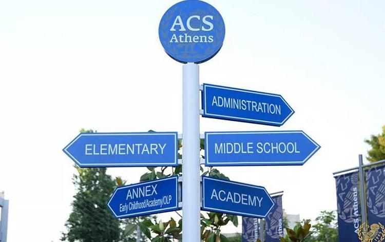 é????????????¤???o? ?? American Community School Athens