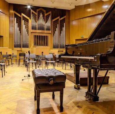 索非亚音乐学院