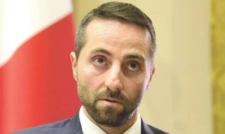 马耳他议会公民身份秘书Alex Muscat