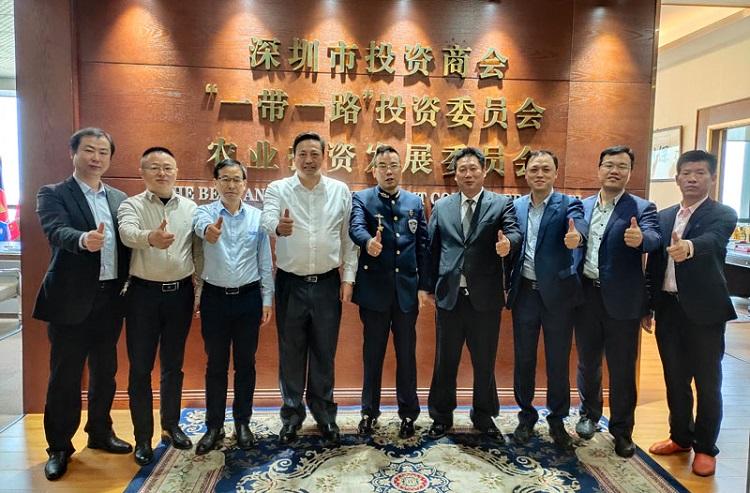 """美亚置业携手深圳市投资商会,""""一带一路""""共话投资未来"""