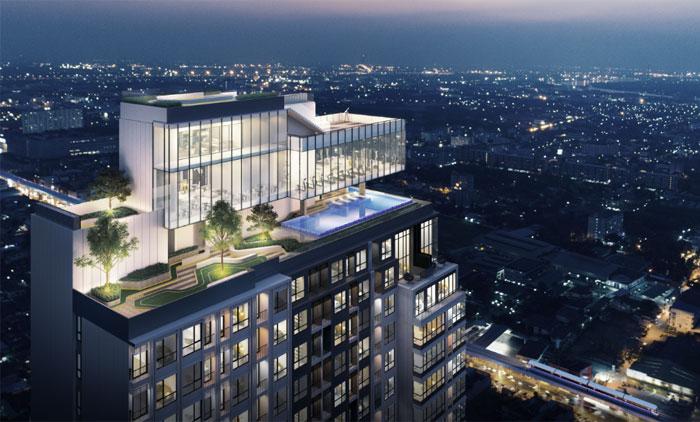 曼谷公寓:剑桥华邦