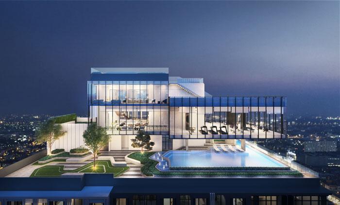 曼谷包租公寓