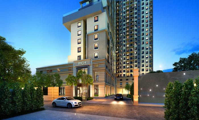 曼谷睿琪国际公寓