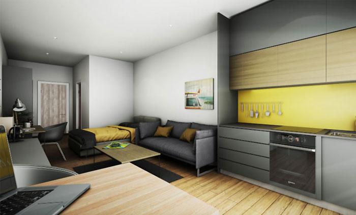 利物浦公寓投资 贝丽花园