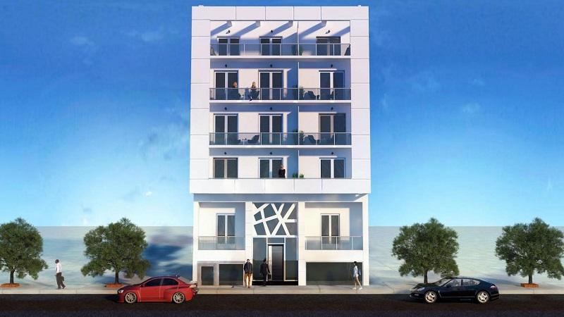 希腊购房移民 福尔曼酒店式公寓